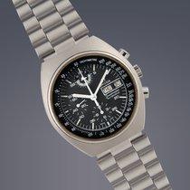Omega Speedmaster Mark 4.5 watch automatic chronograph