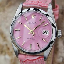 Rolex Oysterdate Precision 6694 Swiss Made 1962 Stainless...