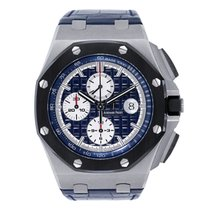 Audemars Piguet AP Royal Oak Offshore Chronograph 44mm Platinum