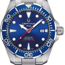 Certina DS Action Diver Powermatic 80 Herrenuhr C032.407.11.04...