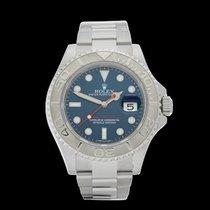 Rolex Yacht-Master Rolesium Stainless Steel Gents 116622 - W4183