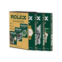 Rolex The Rolex Encyclopedia. A three Books Set.