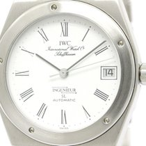 IWC Ingenieur Sl Stainless Steel Automatic Mens Watch Iw3506...