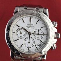 Zenith El Primero – Calibre 400 men's chronograph from the...