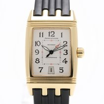 ジャガー・ルクルト (Jaeger-LeCoultre) Reverso Grand Sport 18K Yellow Gold