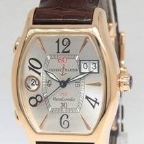 Ulysse Nardin Michelangelo UTC Dual Time 18k Rose Gold Mens...