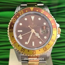 Rolex GMT Master II Ref. 16713 Tiger Eye 2006 box&papers TOP