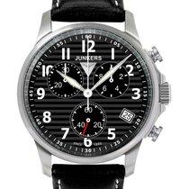 Junkers Tante Ju 52 6890-2 Herrenuhr Chronograph