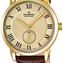 Candino Classic C4594/4 Damenarmbanduhr Klassisch schlicht