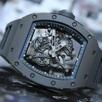 Richard Mille RM 055 BUBBA WATSON ALL GREY