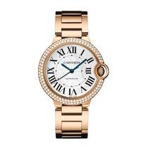 Cartier Ballon Bleu Automatic Mid-Size Watch Ref WE9005Z3