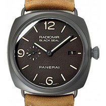 Panerai Radiomir Composite Black Seal 3 Days Automatic