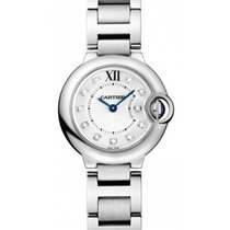 Cartier WE902073 Ballon Bleu de Cartier in Steel - on Steel...