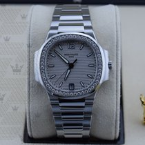 パテック・フィリップ (Patek Philippe) 7018/1A-001  Nautilus Ladies Steel...