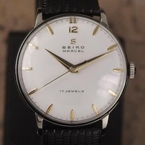 Seiko Marvel 1960s Made In Japan 33mm Manual Stainless Steel...