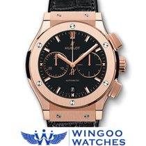 Hublot - CLASSIC FUSION - KING GOLD CHRONOGRAPH AUTOMATIC Ref....