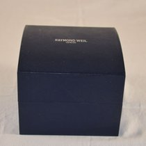 Raymond Weil Box Rar Uhrenbox Watch Box Case Blau