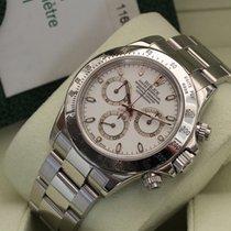 ロレックス (Rolex) daytona 116520 box paper slim hands top
