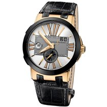 Ulysse Nardin Executive Dual Time 43mm GMT Dual Time & Big...