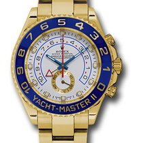 Rolex Yellow Gold Yacht-Master Yacht-Master II  116688