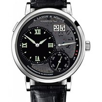 A. Lange & Söhne Grand Lange 1 Lumen Platinum Men's Watch