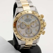 Rolex Daytona Cosmograph - Steel and Gold - MOP Dial -...