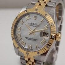 Rolex Datejust Medium Diamantbesatz