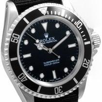 勞力士 (Rolex) 1990's Steel 40mm No-Date Submariner Black...