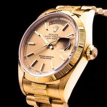 Rolex Day Date 18K Gold Automatic Schnellschaltung Saphirglas
