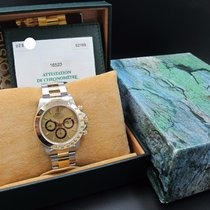 Rolex DAYTONA 16523 2-Tone with Original Champagne Dial...