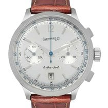 Eberhard & Co. Extrafort Grand Taille Stainless Steel Automati...