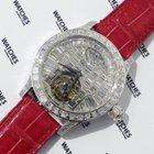 Chopard L.U.C Tourbillon Full Baguette Diamond Dial - Ltd 10 pcs