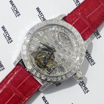 Chopard L.U.C Tourbillon Full Baguette Diamond Dial - Ltd 10 pcs