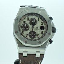 オーデマ・ピゲ (Audemars Piguet) Royal Oak Offshore Safari Chronograph