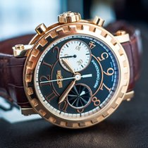 Dewitt Academia Night Chrono 18k Rose Gold Limited Edition...