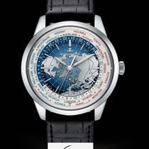 Jaeger-LeCoultre Geophysic Universal Time Stainless Steel G