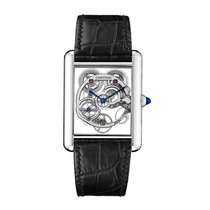 Cartier Tank Louis Manual Mens Watch Ref W5310012