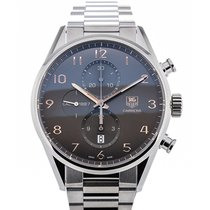 TAG Heuer Carrera 43 Automatic Grey Dial Calibre 1887