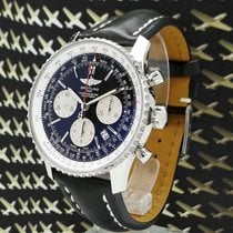 Breitling Navitimer 01 Limited Chronograph ZB schwarz LC100 ...