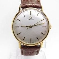 Omega Vintage 9Carat Mechanical Movement Gents Watch with Omega B
