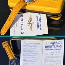 Breitling Chronomat 81950 Acciaio Oro Del 1989 Con Box E Garanzia
