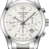 Longines Conquest Classic Automatic Chronograph 41mm L2.786.4....