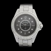 Chanel J12 Chromatic Grey Ceramic Ladies H2565