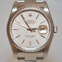 Rolex Datejust  16220 LC 100 von 2005 verklebt und ungetragen