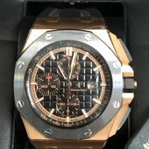 "Audemars Piguet Royal Oak Offshore 44  ""DEUTSCH"""