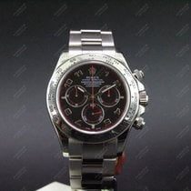 Rolex Daytona White Gold Racing Dial Full Set