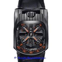 "Urwerk UR-103T ""Mexican Fireleg"" Pre-Owned"