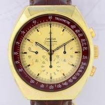 Omega Speedmaster Mark II Chrono Vintage Gold Plated 70ies...