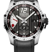 Chopard Superfast Power Control Stainless Steel Men's Watch