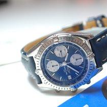 Breitling Chronomat Edelstahl